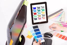 デザイン制作とデジタルブック制作のセットプラン